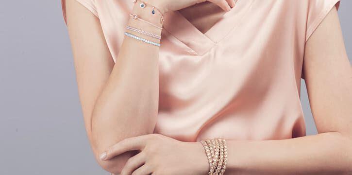 swaroski bracelets