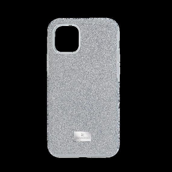 حافظة High للهاتف الذكي، iPhone® 11 Pro، لون فضي