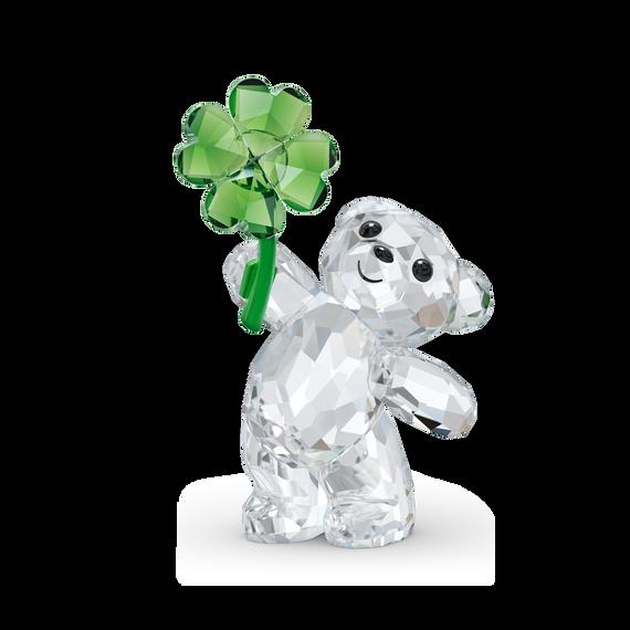 قطعة زينة على شكل الدب Kris - دب يحمل تميمة الحظ