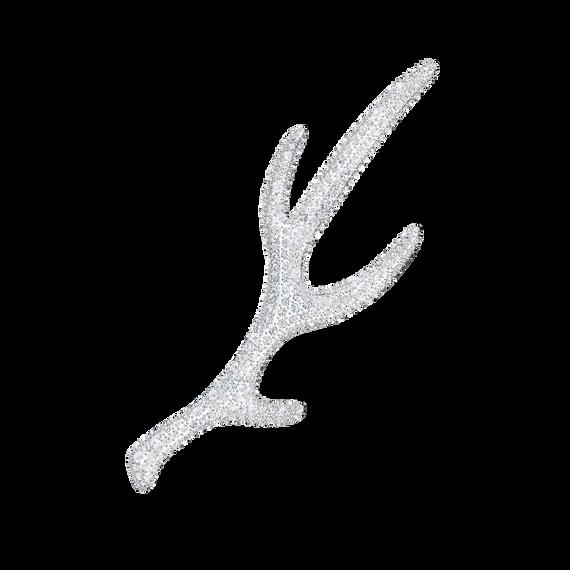 بروش Polar Bestiary ، متعدد الألوان ، طلاء الروديوم